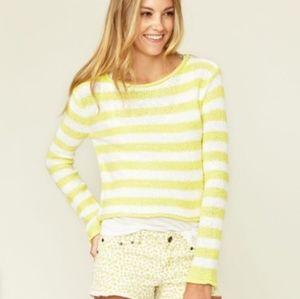 Free People | Beach Shake & Roll Cropped Sweater